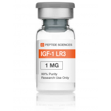 PEPTIDE SCIENCES IGF1-LR3 1mg